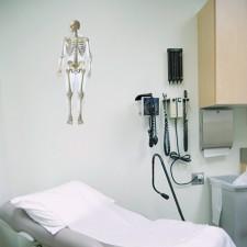 poster skelet menselijk lichaam