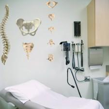 medische poster ruggengraat anatomische poster